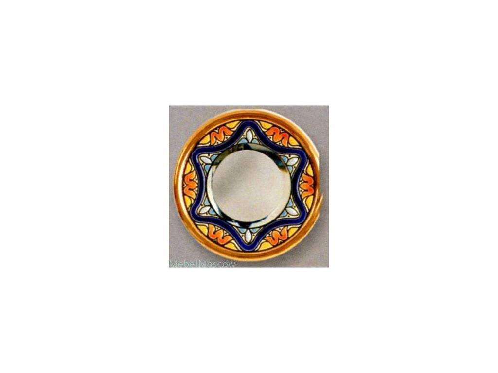 Cearco: тарелка декоративная с зеркалом  диаметр 9 см