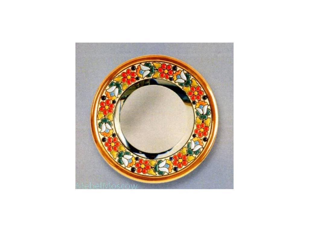 Cearco: тарелка декоративная с зеркалом  диаметр 14 см