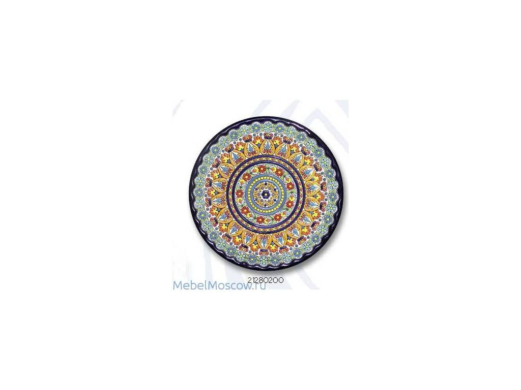 Cearco: тарелка декоративная  диаметр 28 см