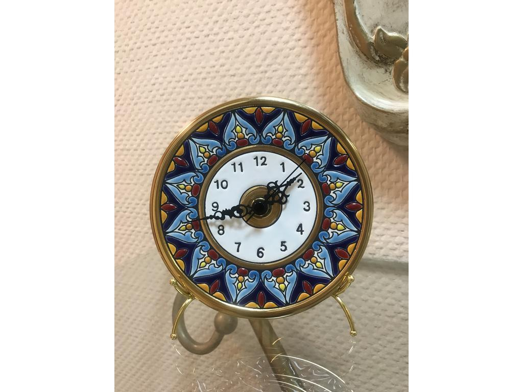 Cearco: тарелка-часы  диаметр 14 см