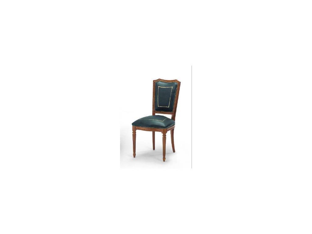 Ricaipons: New Executive: стул  (nogal, кожа)