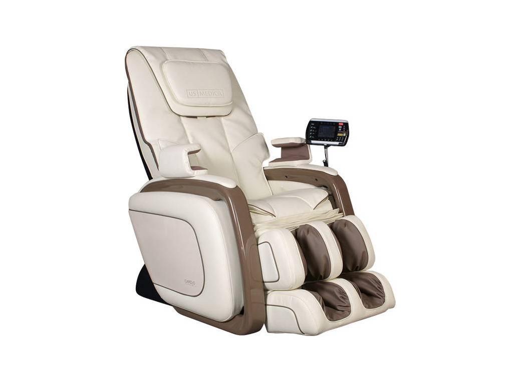 Yamaguchi: Medica: кресло массажное Cardio (черный)