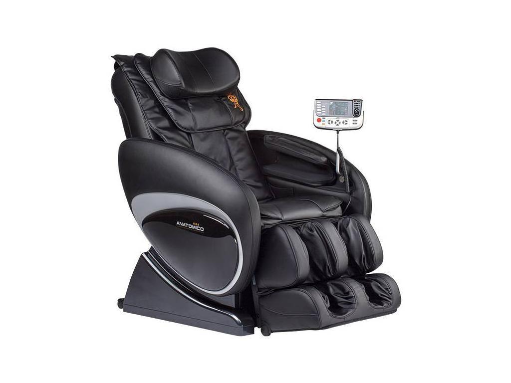 Yamaguchi: Anatomico: кресло массажное Perfetto (черное)