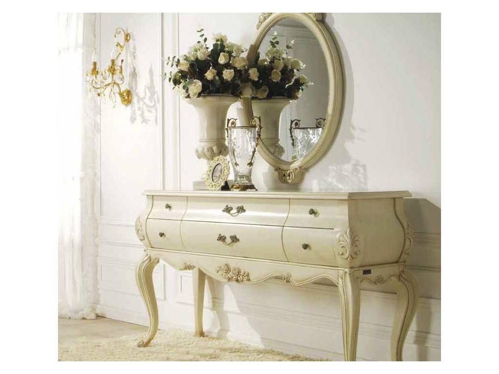 Vaoro: Dolce Rosa Дольче Роза: консоль  (слоновая кость)