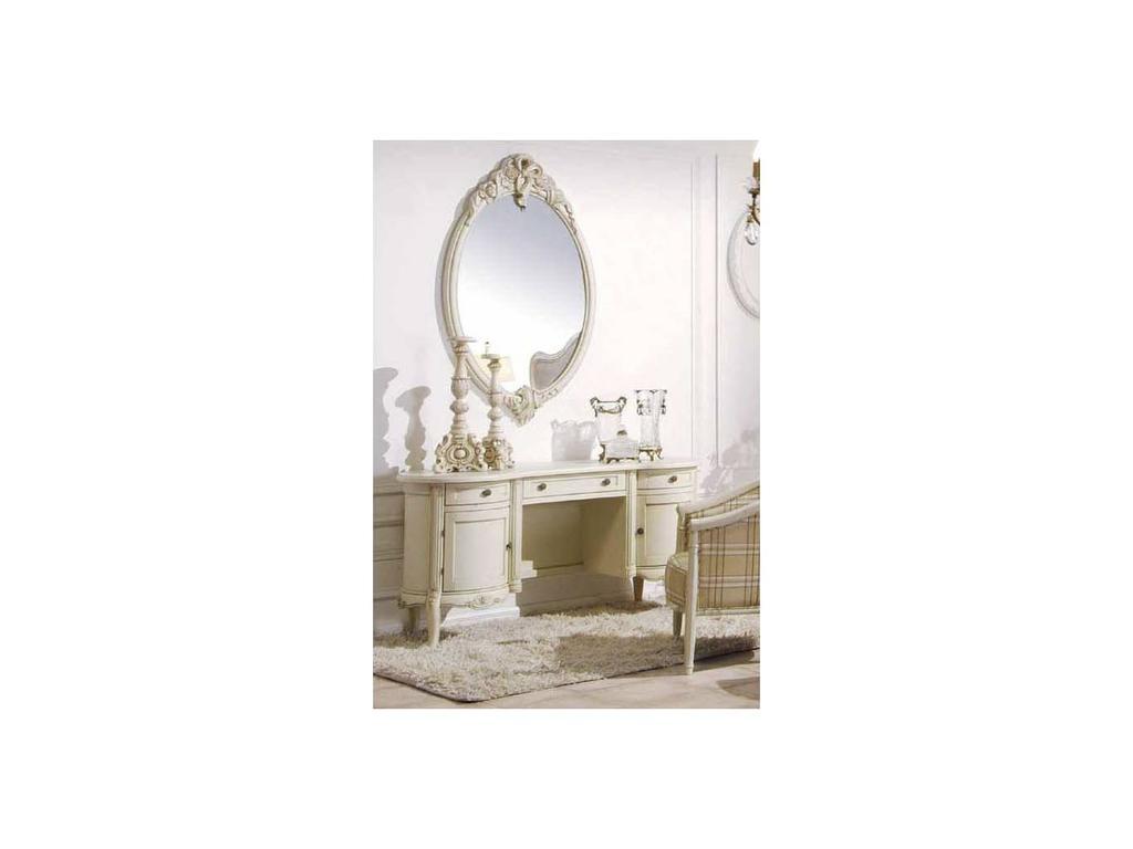 Vaoro: Dolce Rosa Дольче Роза: стол туалетный  Жозефина (слоновая кость)