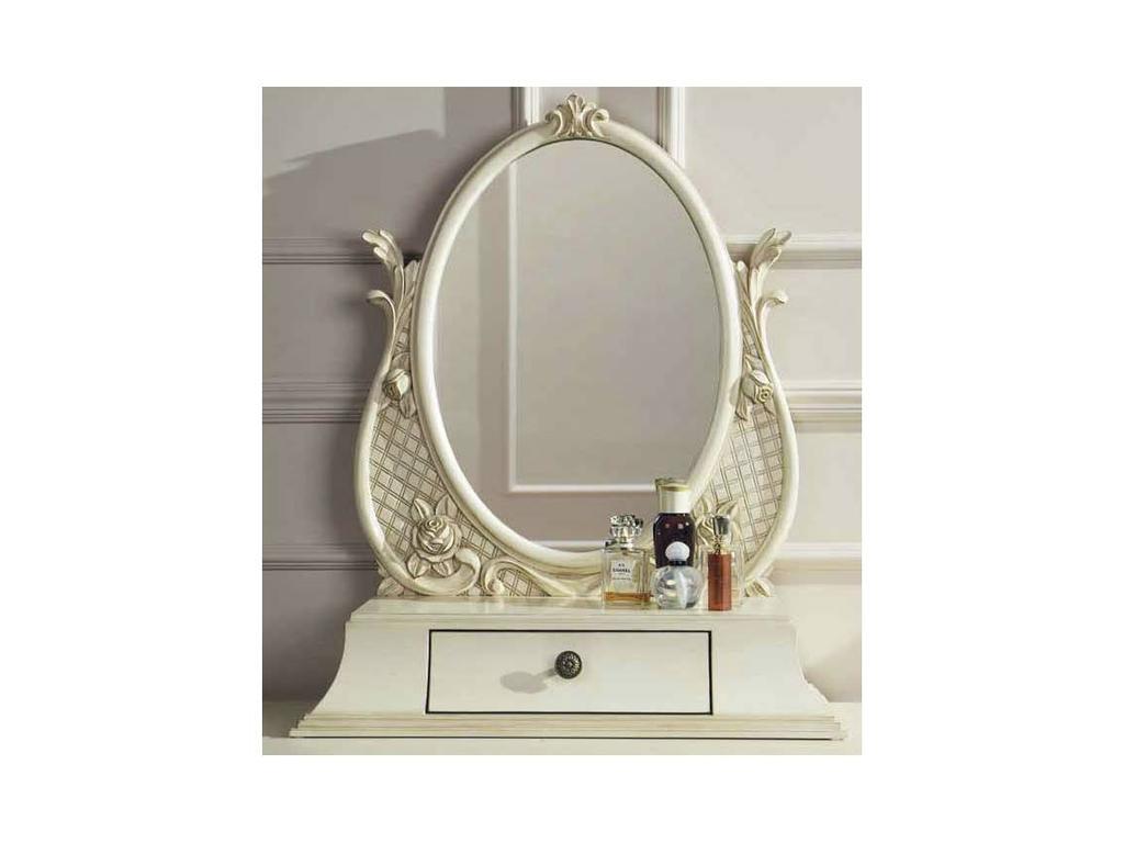 Vaoro: Dolce Rosa Дольче Роза: зеркало  Анжелика (слоновая кость)