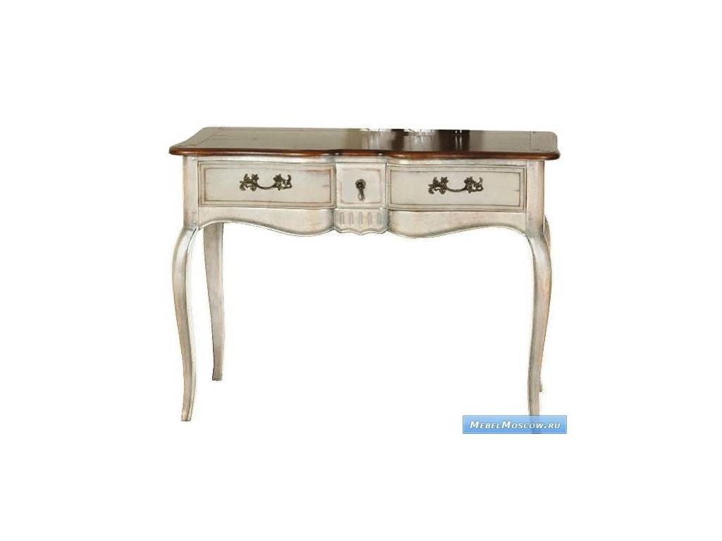 Vaoro: Provence: стол туалетный консольный (слоновая кость, черешня)