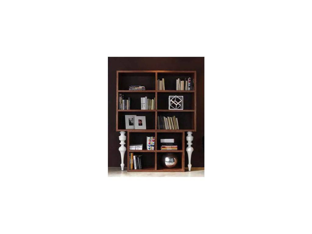 Anzadi Анзади: Calipso wood: этажерка Калипсо  (орех, белый)