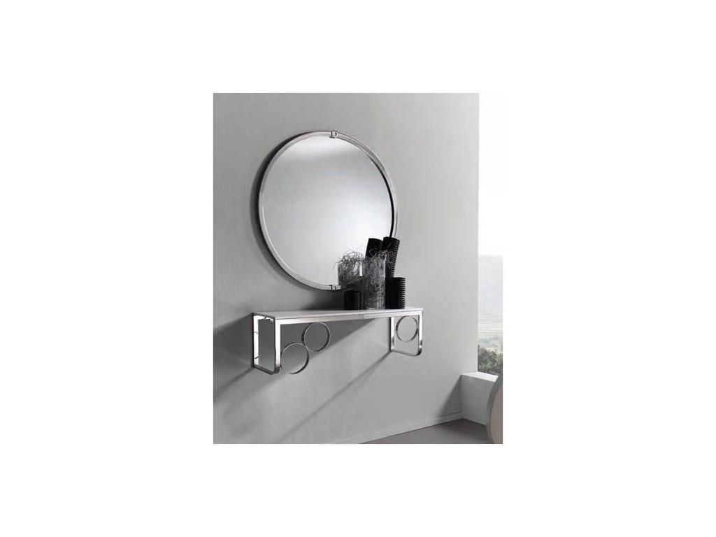 Anzadi Анзади: Olimpic: консоль с зеркалом Олимпик  (сталь)