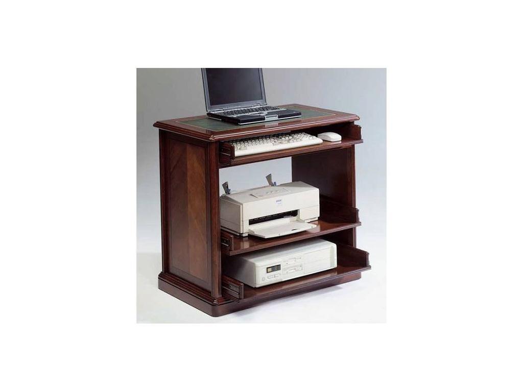 Genoveva: Geno: стол компьютерный  (светлый орех)