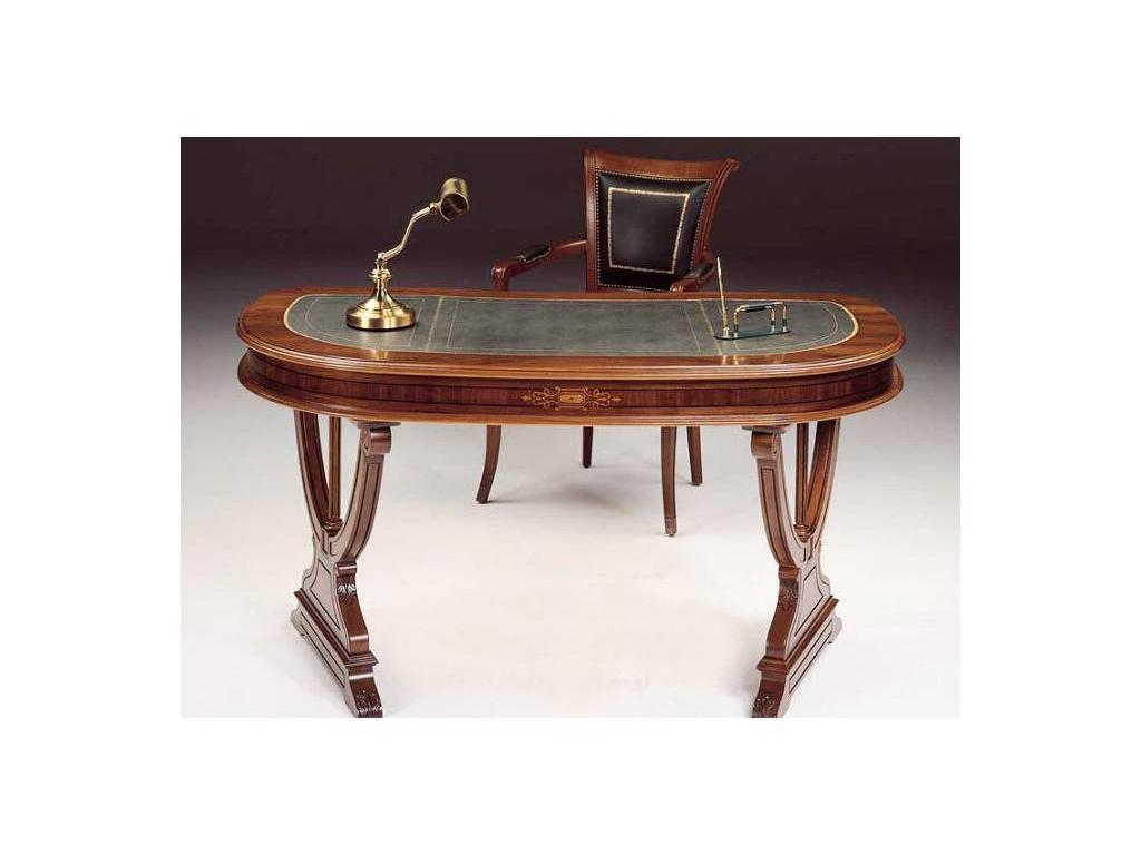 Genoveva: Geno: стол письменный  (орех)