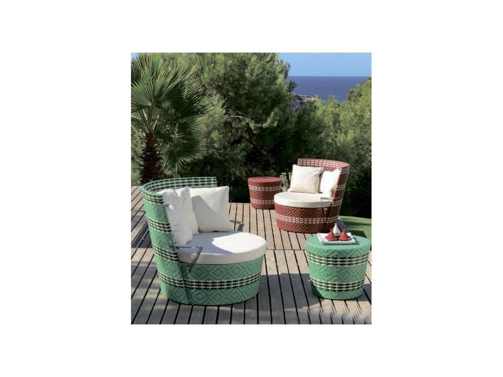 Point Поинт: Icpalli: кресло  (Verde Icpalli09/ткань G1)
