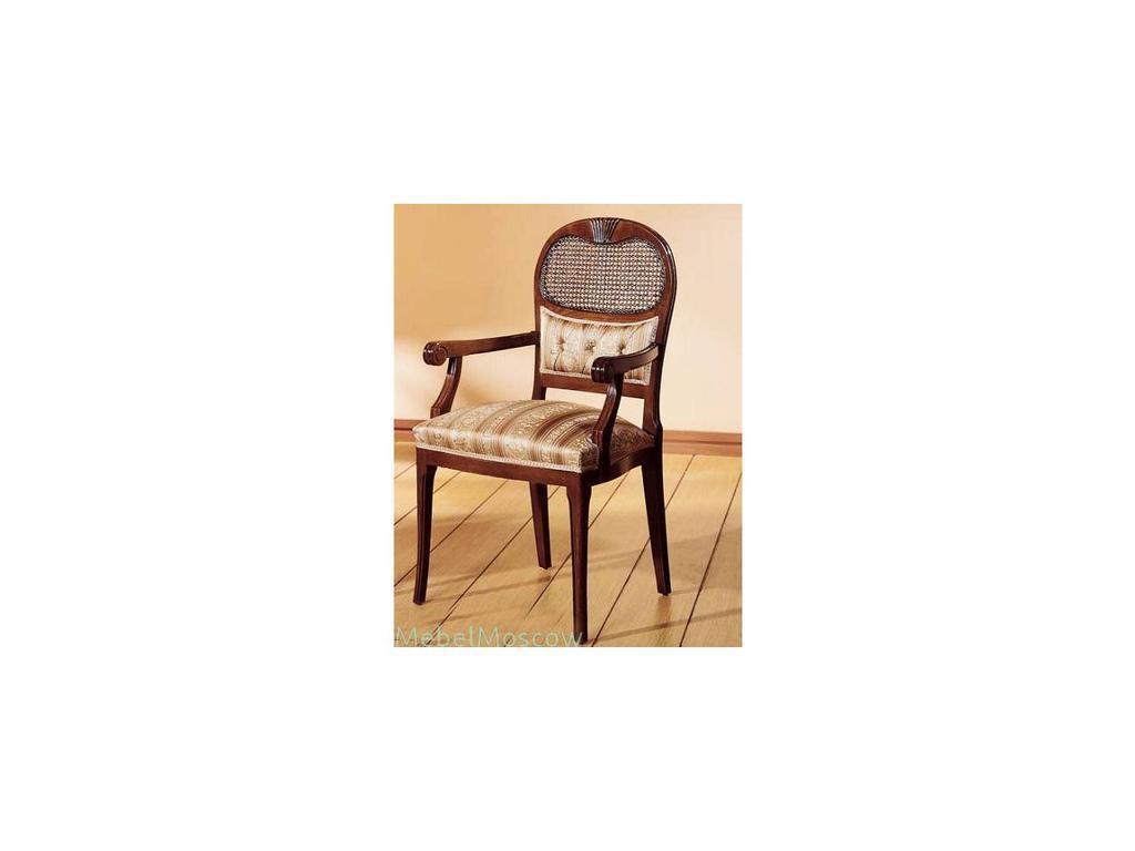 Genoveva: Geno: стул с подлокотниками  (дуб)