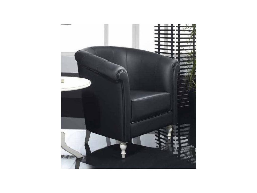 Genoveva: Aurum: кресло  (черный)
