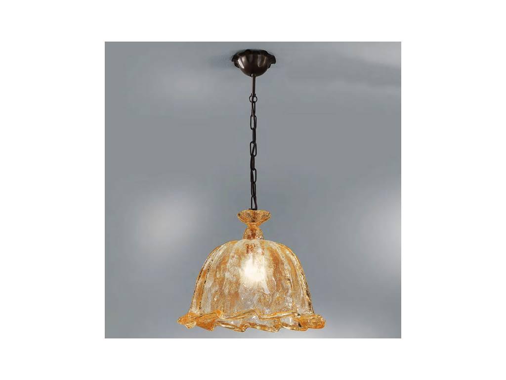 Sylcom: Stile: светильник  (хрустальный янтарь)
