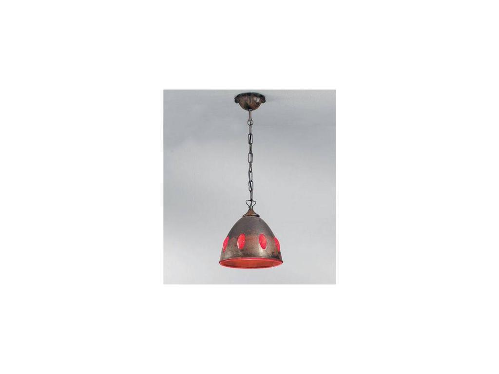 Sylcom: Stile: светильник  (красный)