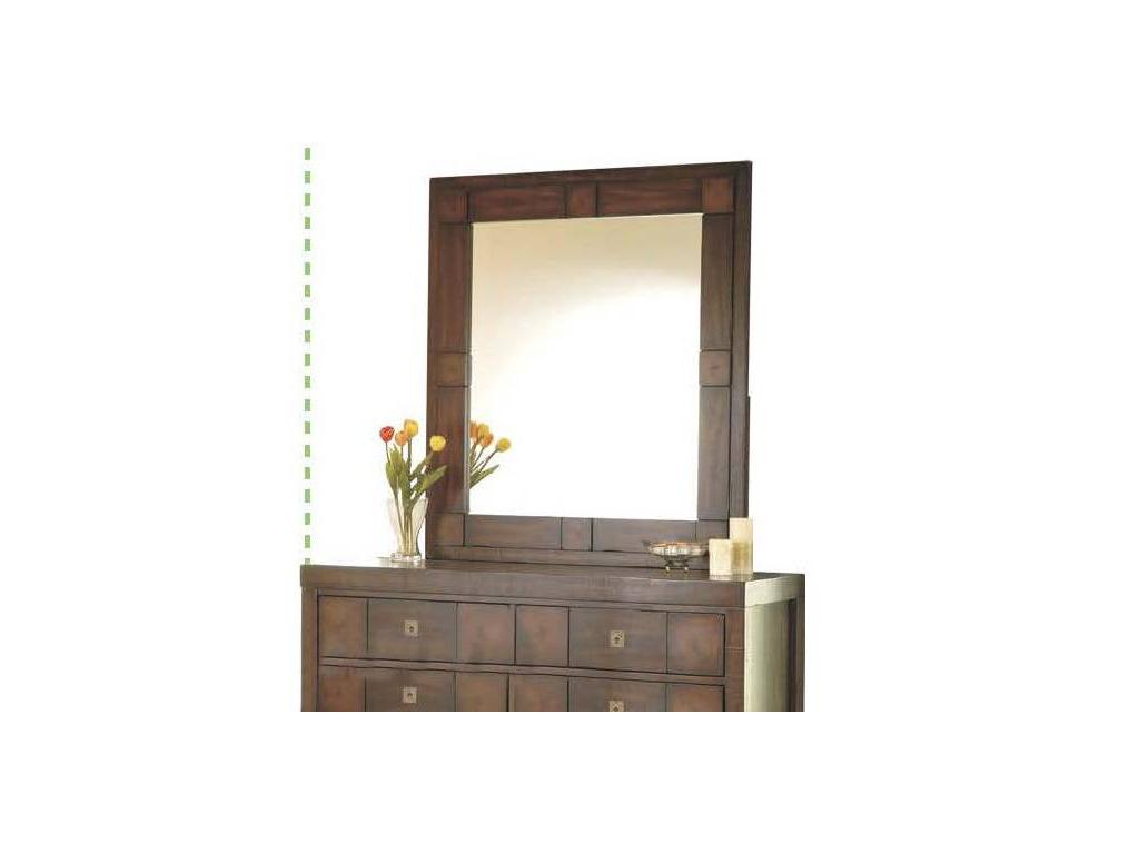 Cassandra: зеркало (натуральный темный)