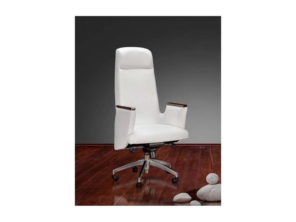 Inter: кресло руководителя  Дао (белый)