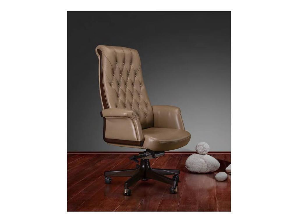 Inter: кресло руководителя INTER (зеленый)
