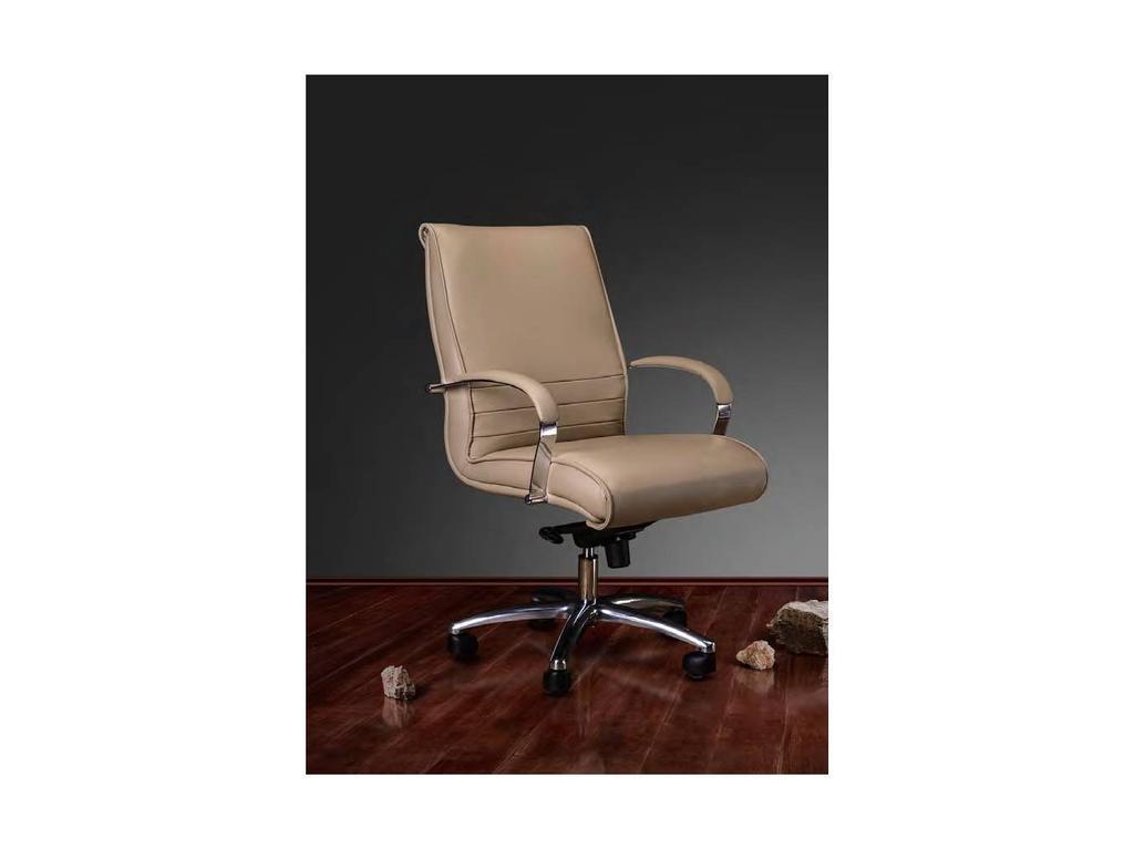 Inter: кресло руководителя Веронезе М (бежевый)