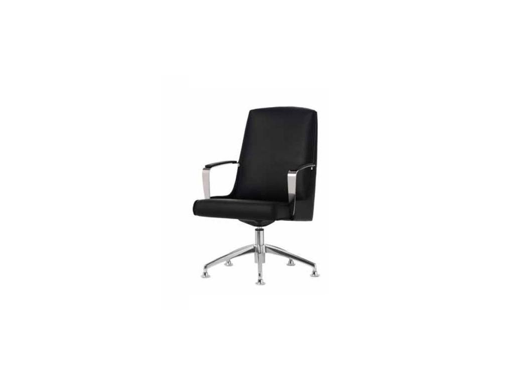Inter: кресло руководителя Олимпия М (черный)