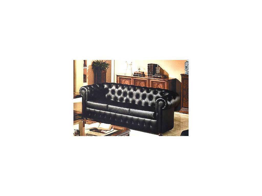 Комдис: Честер: диван 3-х местный, кожа