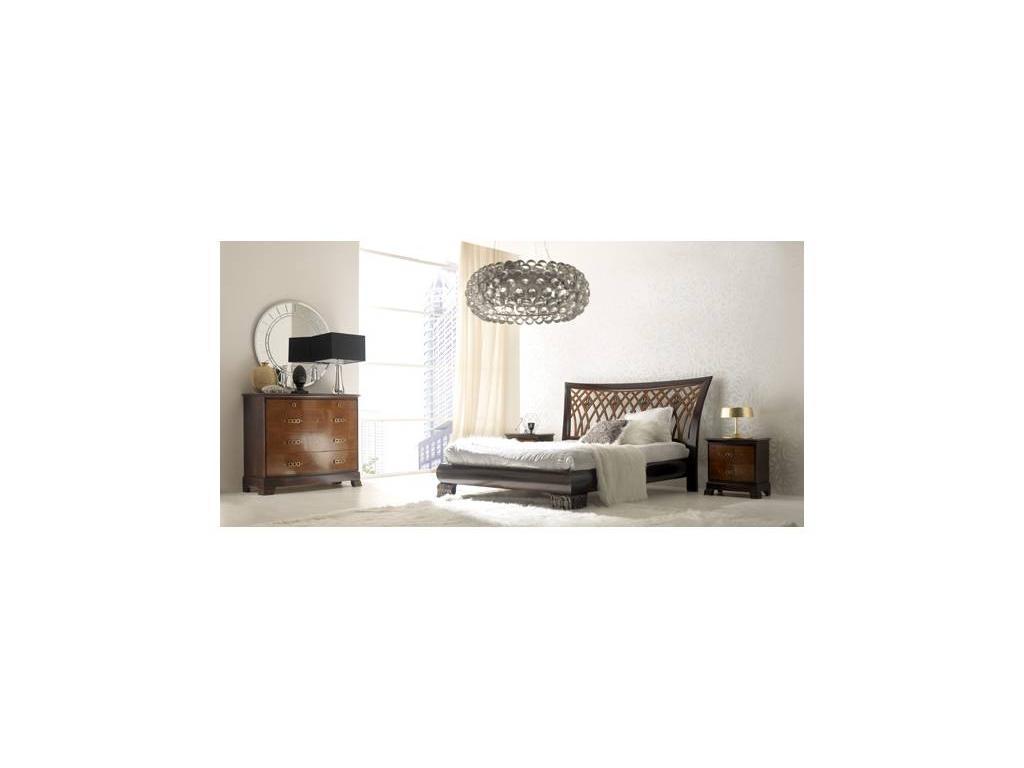 V. Villanova: Riva Рива: спальная комната (черешня, мока)