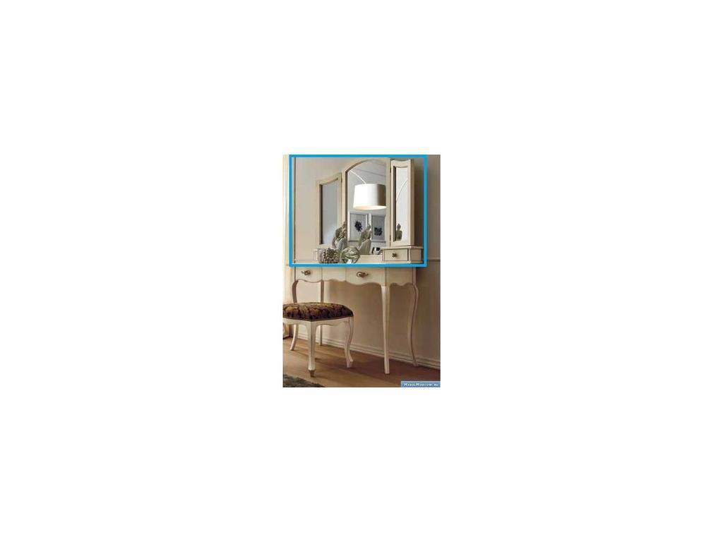 V. Villanova: Капри: зеркало настенное  (белый, черешня)