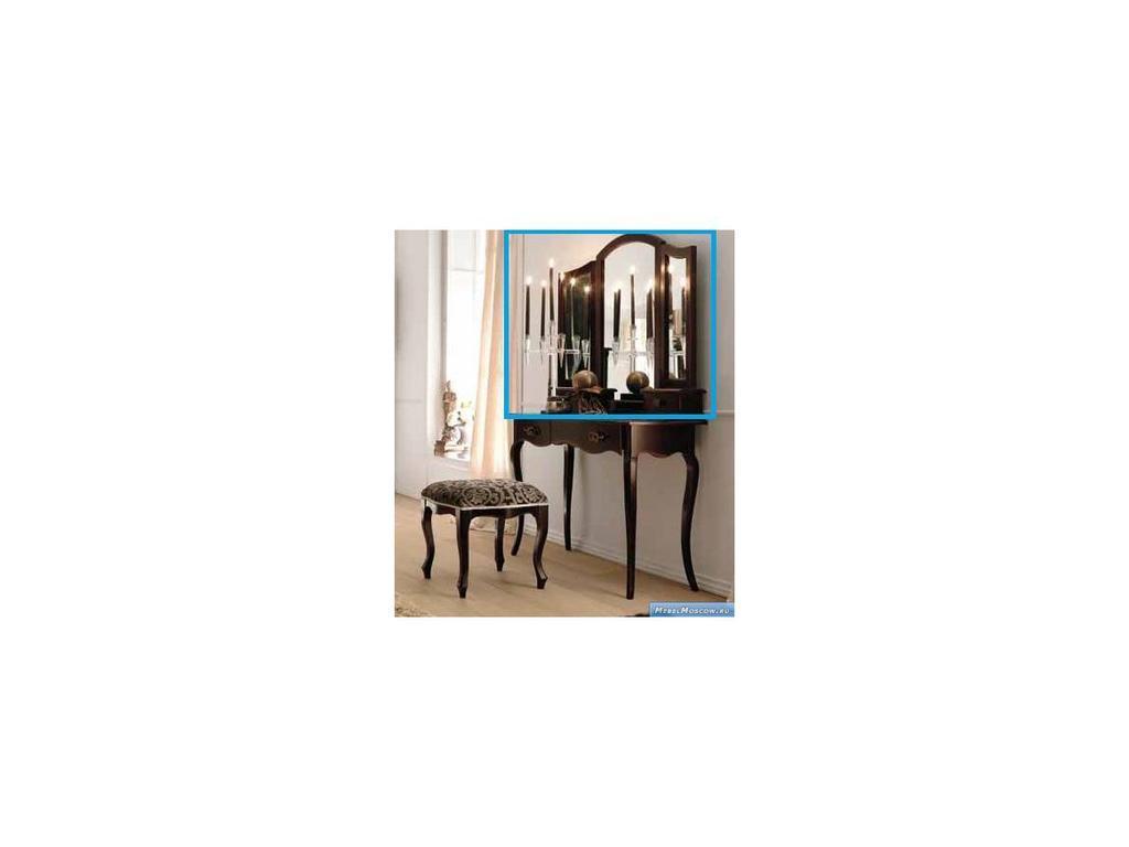 V. Villanova: Капри: зеркало настенное  (черный кофе, черешня)