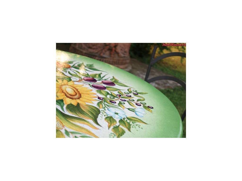 CeramicArte: Lucca: стол обеденный круглый 120х120
