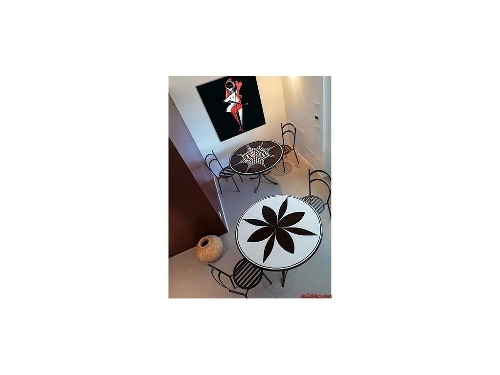 CeramicArte: Diana: стул кованый
