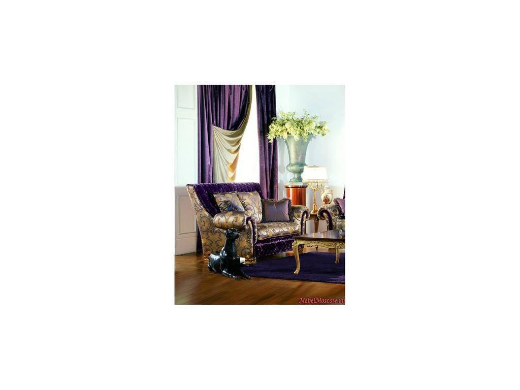 Zanaboni: Alice: кресло ткань кат.4
