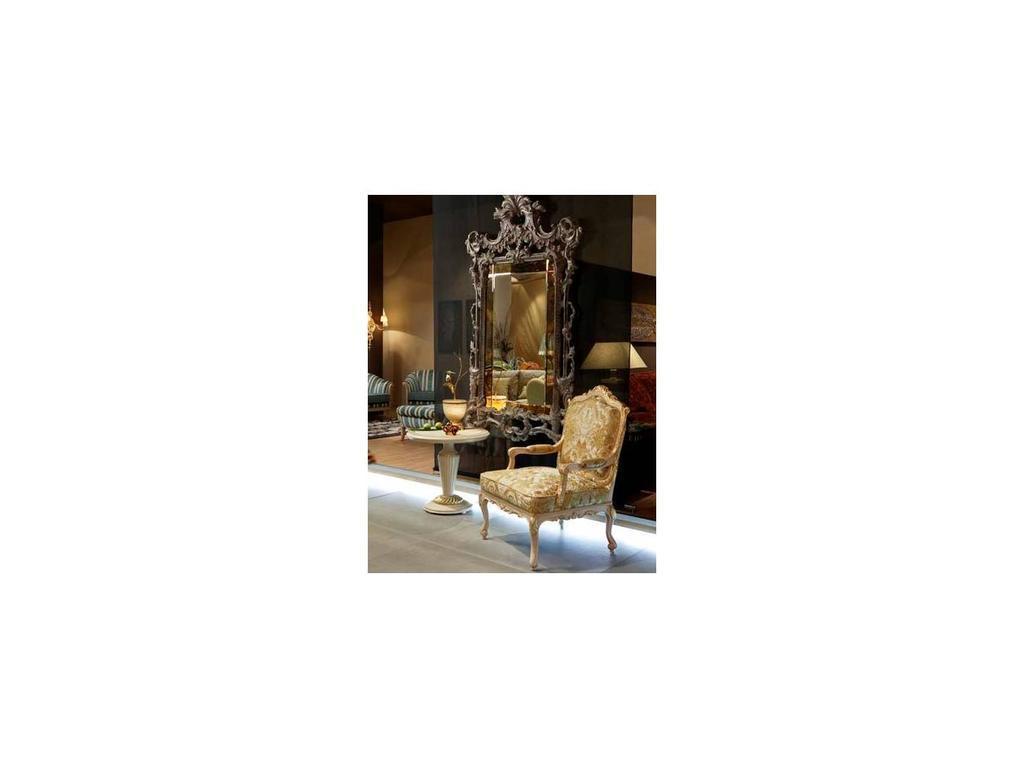 Tecni nova: Argento: кресло  ткань Serie Especial