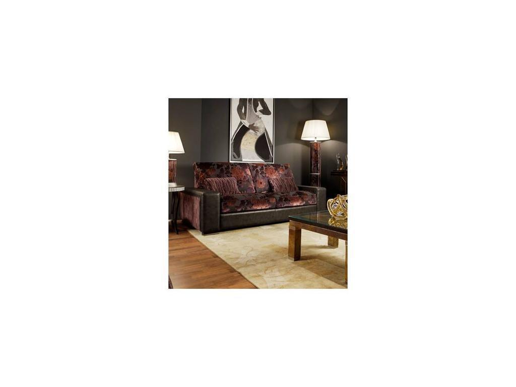 Tecni nova: Diamond: диван  (кожа Serie 10, ткань Serie 5)