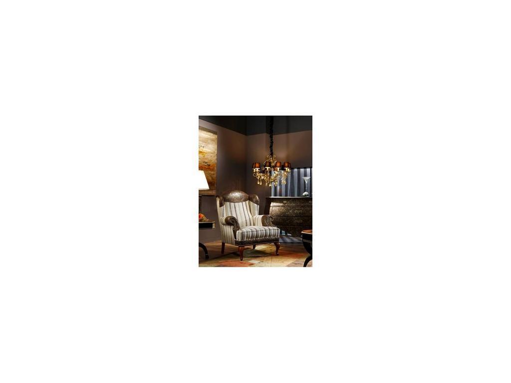 Tecni nova: Glamour: кресло ткань, кожа