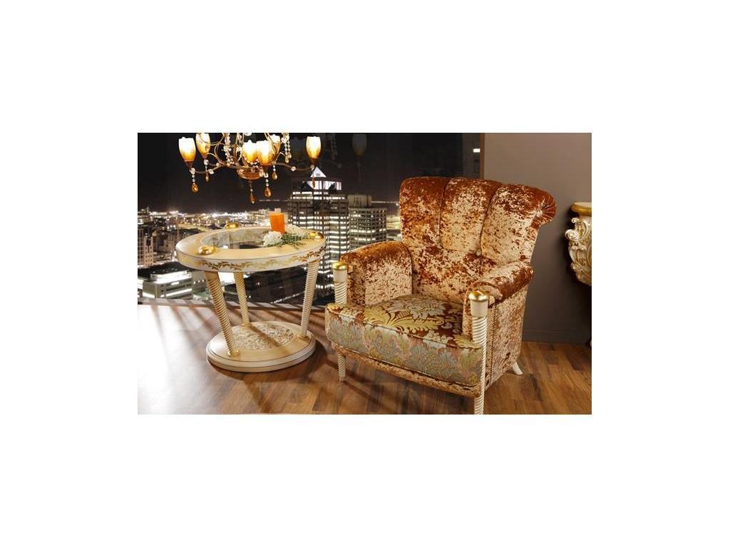 Tecni nova: Glamour: кресло y 4178 velador