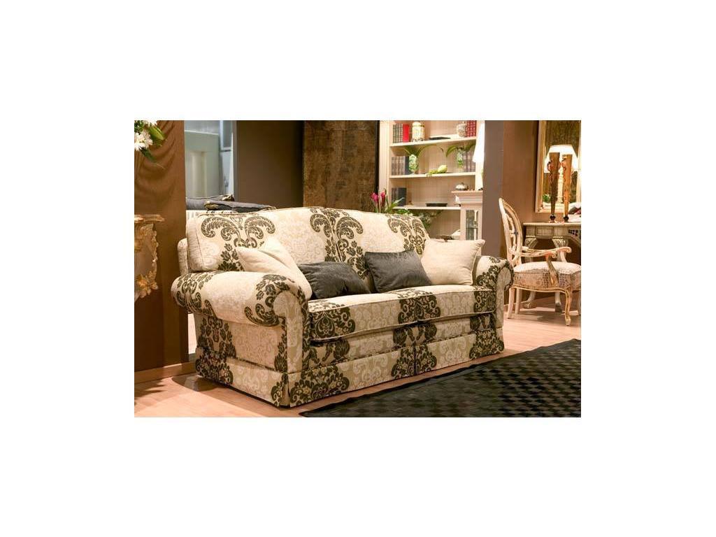 Tecni nova: Luxury: диван 2-х местный ткань FV04
