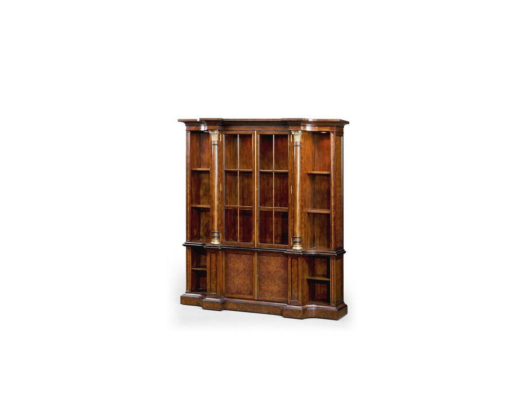 Книжный Шкаф В Гостиную Москва