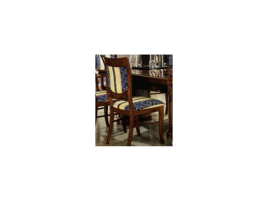 MCS: Александра: стул мягкий Haiti (орех)