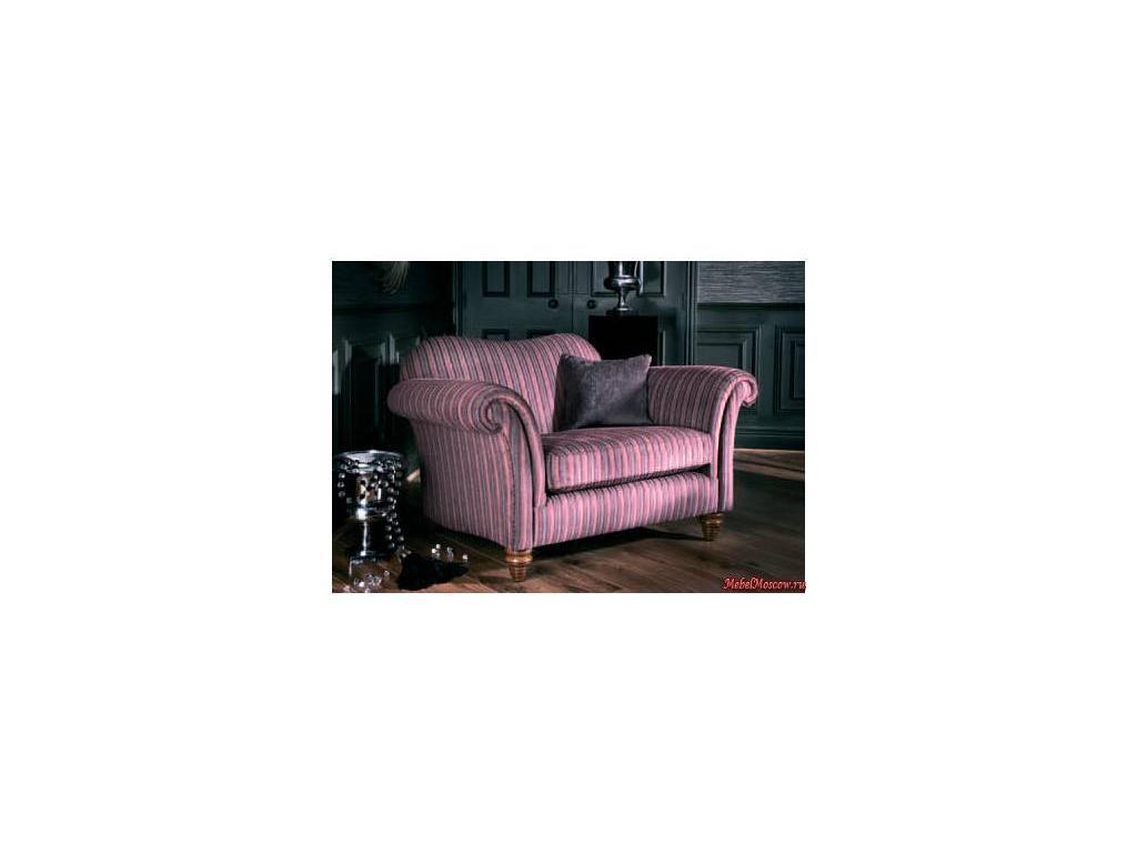Parker Knoll: Etienne: кресло Snuggler  ткань кат.D