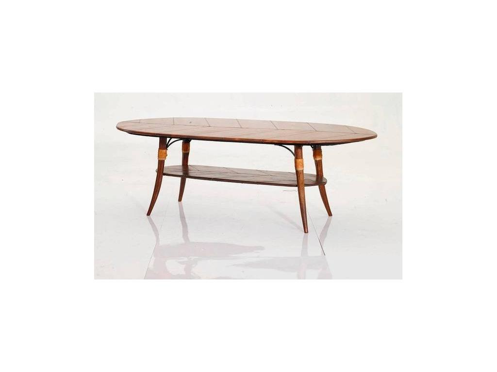 Pacific Green: Zulu: стол журнальный овальный
