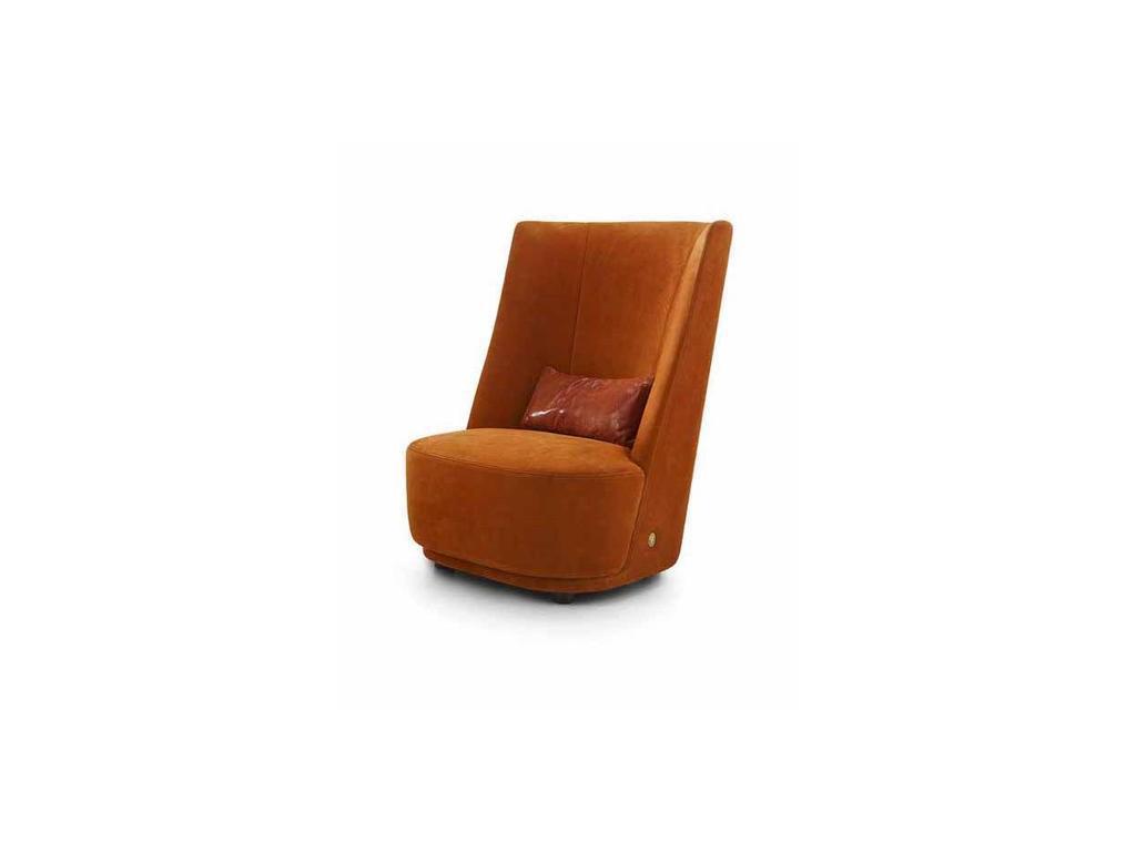 Alberta: Vivien: кресло  высокое cat.8 (набук)