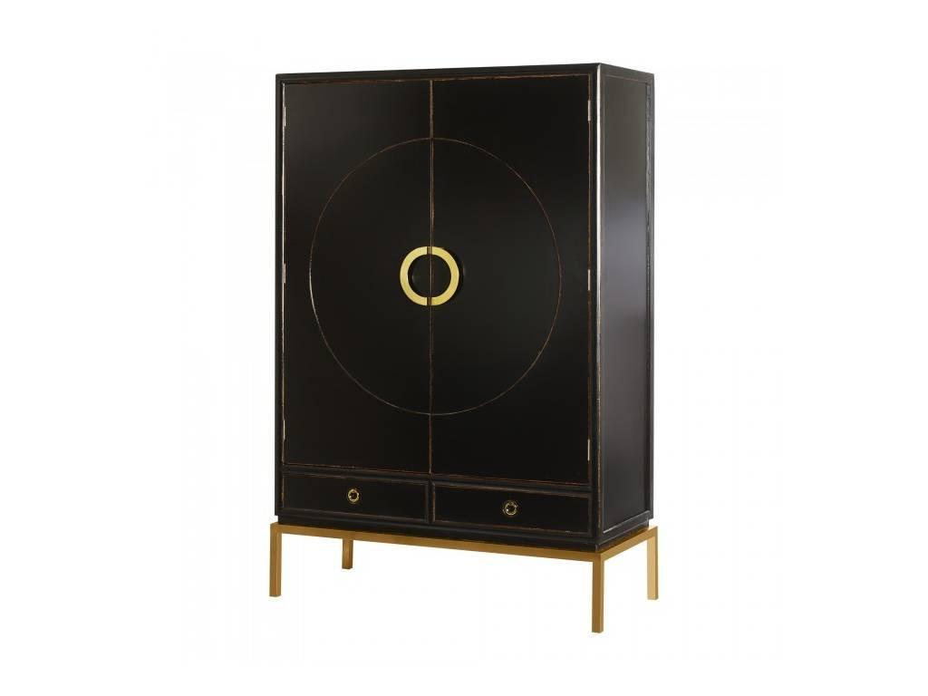 Kitaischina: Gudong: шкаф  (черный)