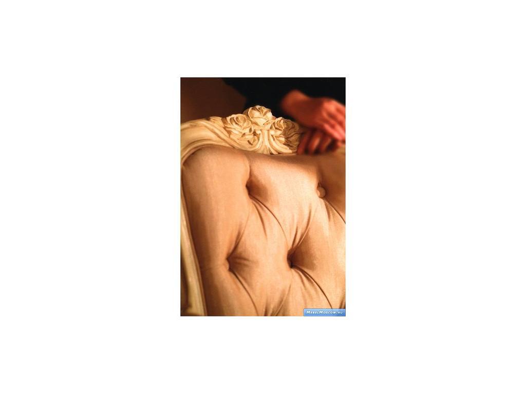 Vaoro: Dolce Rosa Дольче Роза: Жаклин: диван 2-х местный  (слоновая кость)