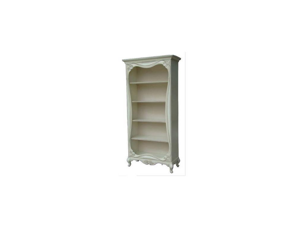 Vaoro: Dolce Rosa: шкаф книжный  (слоновая кость)