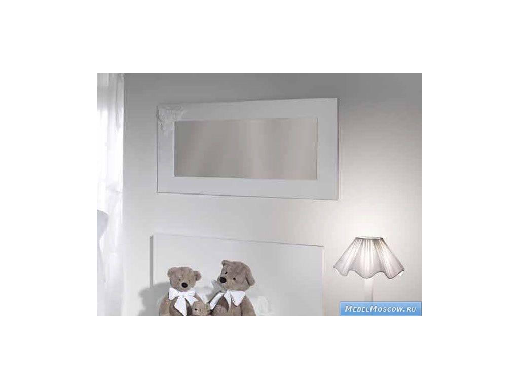 Marina Dal Santo: Arredo Sogno: зеркало  (белый)