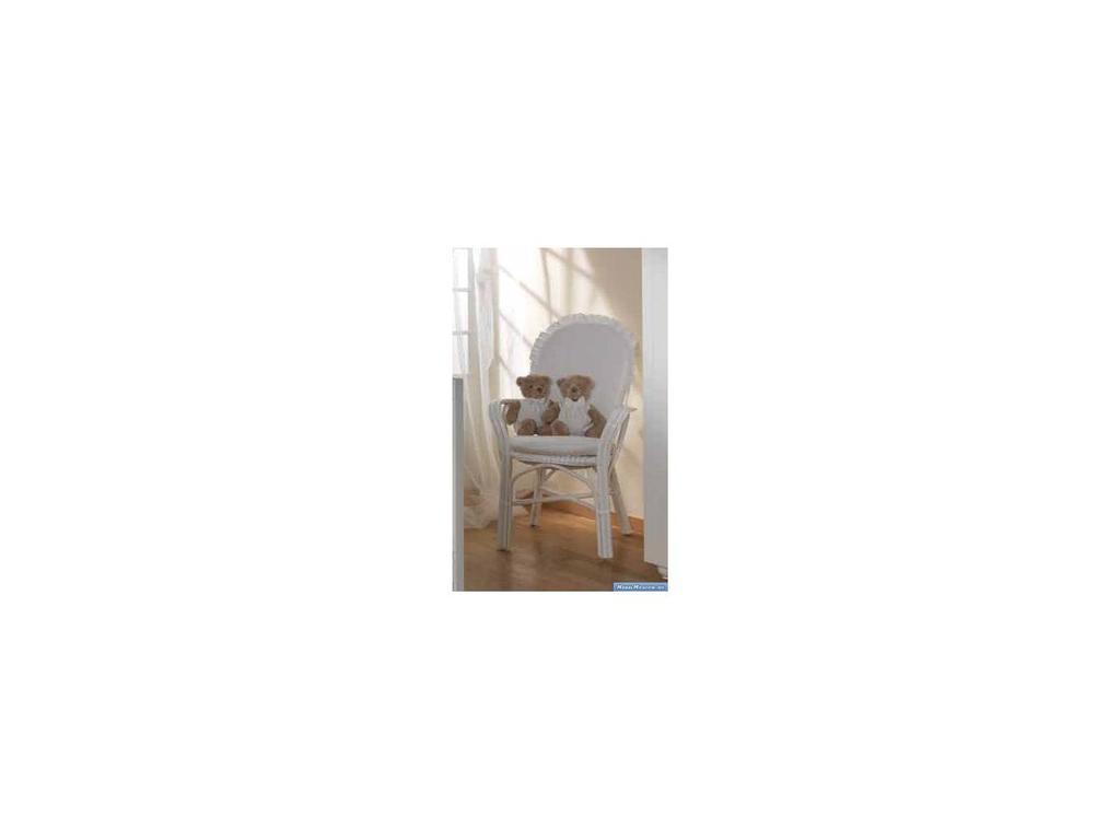 Marina Dal Santo: Arredo Favola: стул детский  (белый)