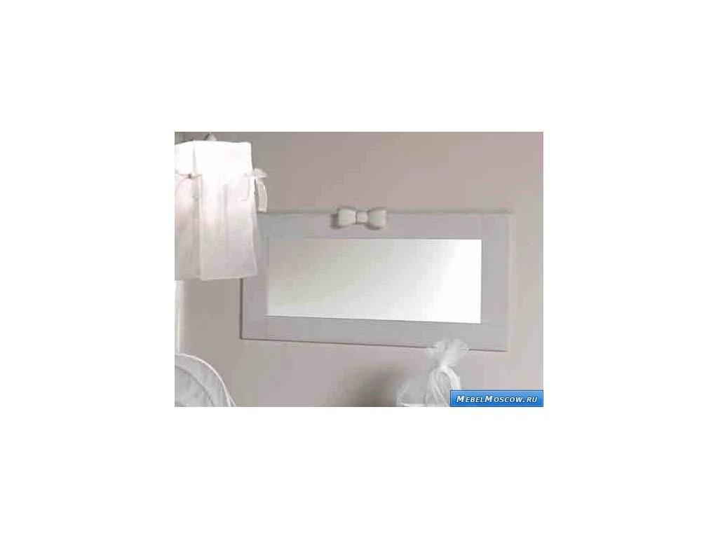 Marina Dal Santo: Nuvole: зеркало  (белый)