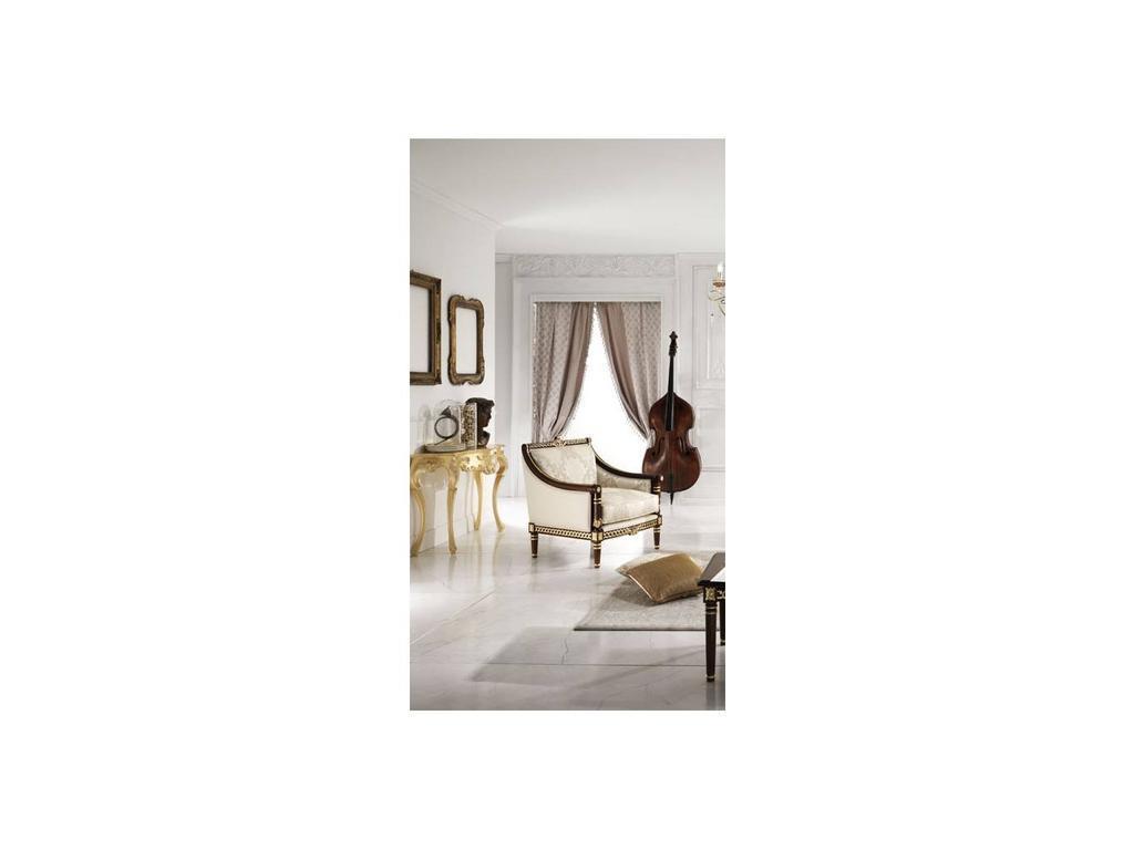 Keoma: Amal: кресло ткань кат. Lusso