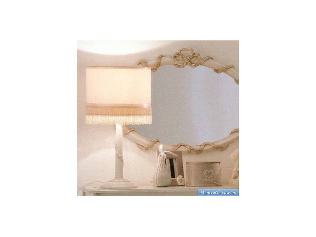 Frari: Fiocco Bebe: лампа настольная  (слоновая кость с золотом)